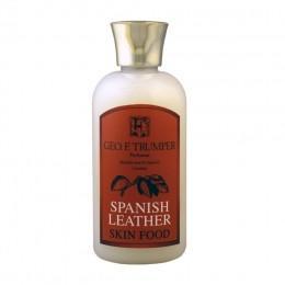Бальзам до и после бритья Geo F Trumper Spanish Leather Skin Food, 100 мл