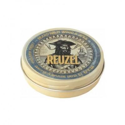 Бальзам для бороды Reuzel Beard Balm Wood & Spice 35 грамм