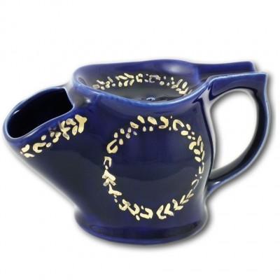 Чаша для бритья Geo F Trumper Oxford Blue Shaving Mug