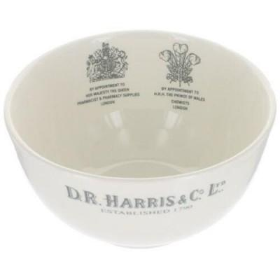 Керамическая чаша для бритья Earthenware D R Harris Shaving Lather Bowl