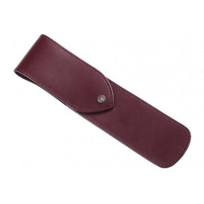 Кожаный чехол для опасной бритвы Dovo 9022021