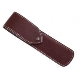 Кожаный чехол для опасной бритвы Dovo 9022051