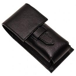 Кожаный чехол для помазка Parker LPBR Black