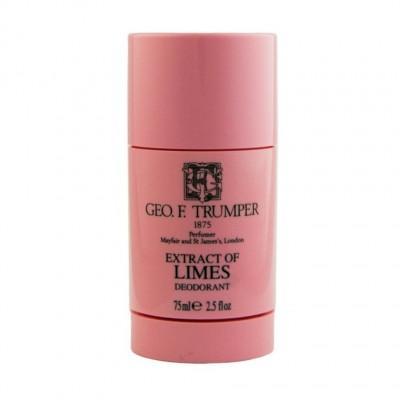 Дезодорант Geo F Trumper Extract of Limes Deodorant Stick, 75 мл