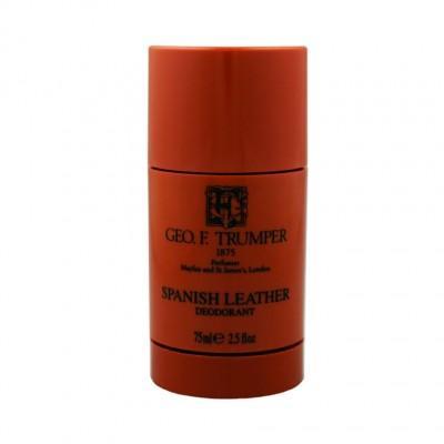 Дезодорант Geo F Trumper Spanish Leather Deodorant Stick, 75 мл