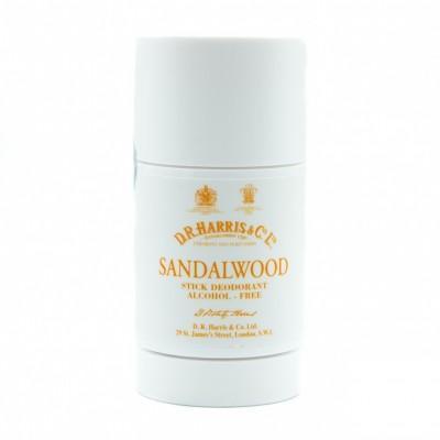 Дезодорант SANDALWOOD Deodorant Stick D R Harris, 75 грамм