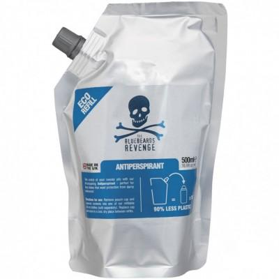 Дезодорант The Bluebeards Revenge Roll-On Antiperspirant 500 мл (пакет для дозаправки)