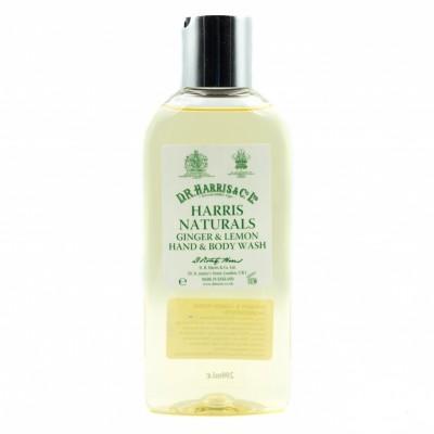 Гель для душа D. R. Harris Naturals Ginger and Lemon Hand and Body Wash 200 мл