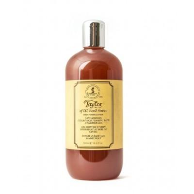 Гель для душа Taylor of Old Bond Street Sandalwood Bath and Shower gel, 500 мл