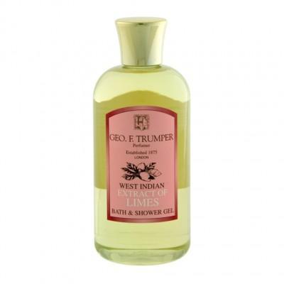 Гель для душа для волос и тела Geo F Trumper Extract of Limes Bath and Shower Gel, 200 мл