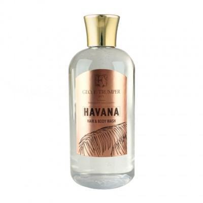 Гель для душа для волос и тела Geo F Trumper Havana Hair and Body Wash, 200 мл