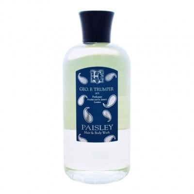 Гель для душа для волос и тела Geo F Trumper Paisley Hair and Body Wash , 200 мл