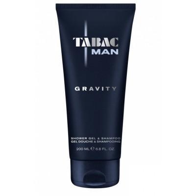 Гель для душа и ванны Tabac Man Gravity Bath and Shower Gel, 200 мл