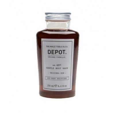 """Гель для душа """"Оригинальный уд"""" Depot 601 Gentle Body Wash Original Oud, 250 мл"""