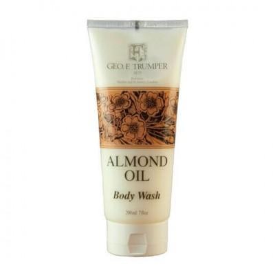 Крем для душа Geo F Trumper Almond Oil Body Wash, 200 мл
