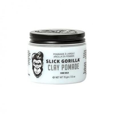 Глина для укладки волос Slick Gorilla Clay Pomade 70 грамм