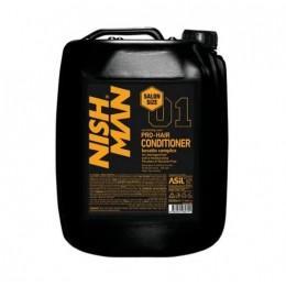Кондиционер для волос Nishman Pro-Hair Conditioner 5000 мл