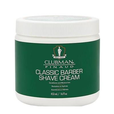 Крем для бритья Clubman Pinaud Classic Barber Shave Cream 453 мл
