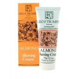 Крем для бритья Geo F Trumper Almond Soft Shaving Cream, 75 грамм