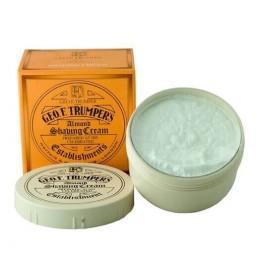 Крем для бритья Geo F Trumper Almond Soft Shaving Cream Bowl, 200 грамм