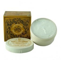 Крем для бритья Geo F Trumper Coconut Oil Soft Shaving Cream Bowl, 200 грамм