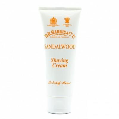 Крем для бритья SANDALWOOD D R Harris Tube, 75 мл
