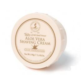 Крем для бритья Taylor of Old Bond Street Aloe Vera, 150 грамм