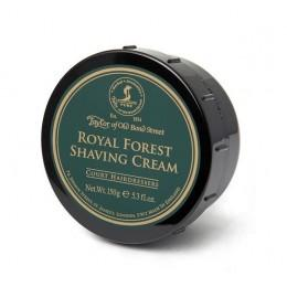 Крем для бритья Taylor of Old Bond Street Royal Forest Shaving Cream, 150 грамм