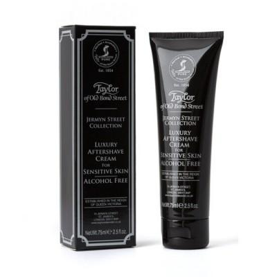 Крем после бритья Taylor of Old Bond Street Jermyn Street Collection Aftershave Cream for Sensitive Skin, 75 мл