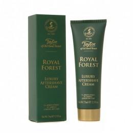 Крем после бритья Taylor of Old Bond Street Royal Forest Aftershave Cream, 75 мл