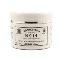 Увлажняющий крем D R Harris No. 14 Vetiver with Lemon Moisture Cream , 50 мл