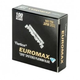 Лезвия половинки Euromax Single Edge 100 шт