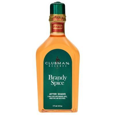 Лосьон после бритья Clubman Pinaud Brandy Spice After Shave Lotion, 177 мл
