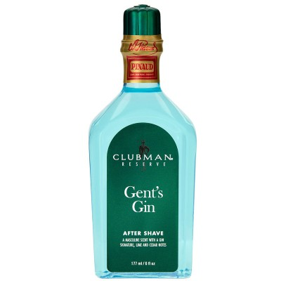 Лосьон после бритья Clubman Pinaud Reserve Gents Gin After Shave Lotion, 177 мл