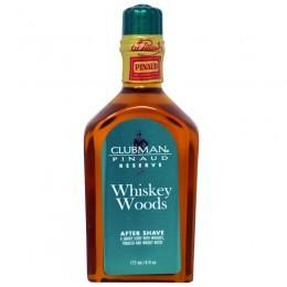 Лосьон после бритья Clubman Pinaud Whiskey Woods After Shave, 177 мл