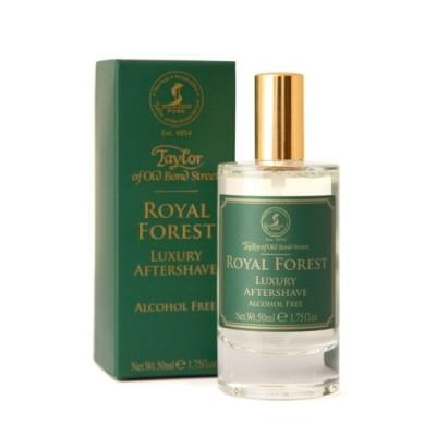 Лосьон после бритья Taylor of Old Bond Street Royal Forest Luxury Alcohol Free Aftershave Lotion 50 мл