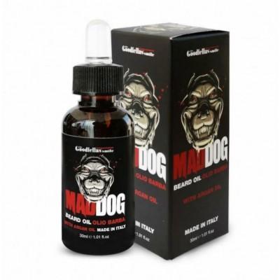 Масло для бороды Mad Dog beard Oil, 30 мл