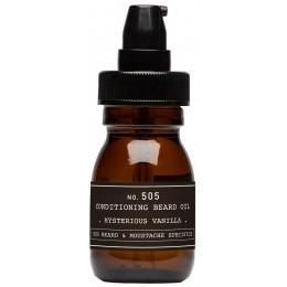 """Масло-кондиционер для бороды Depot 505 """"Загадочная ваниль"""", 30 мл"""