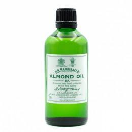 Миндальное масло для бороды D R Harris Almond Oil, 100 мл