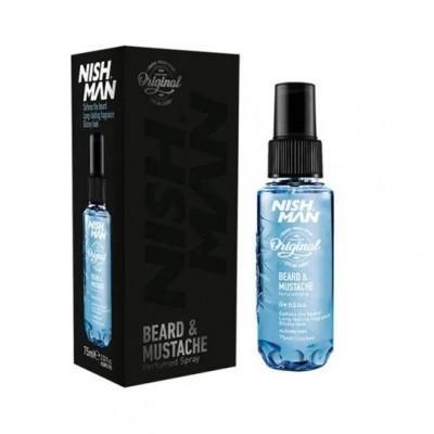 Парфюм для бороды Nishman Beard & Mustache Perfume Genius 75 мл