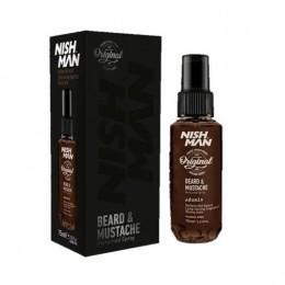 Парфюм для бороды Nishman Beard & Mustache Parfum Adonis 75 мл