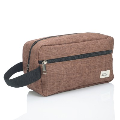 Мужская сумка-косметичка Maximus Travel Necessary Dark Grey