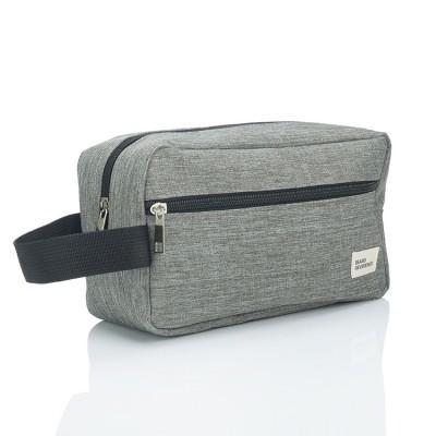 Мужская сумка-косметичка Maximus Travel Necessary Grey