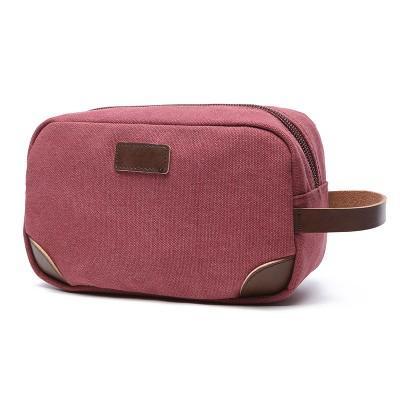 Мужская сумка-косметичка Maximus Travel Wash Bag Bordo