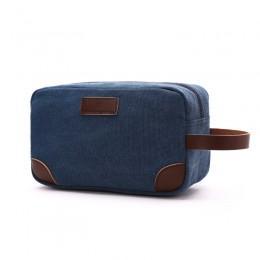 Мужская сумка-косметичка Maximus Travel Wash Bag Dark Blue