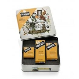 Подарочный набор для бритья Proraso Wood & Spice Shaving Kit