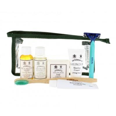 Набор косметический дорожный D R Harris Arlington Overnight Travel Kit