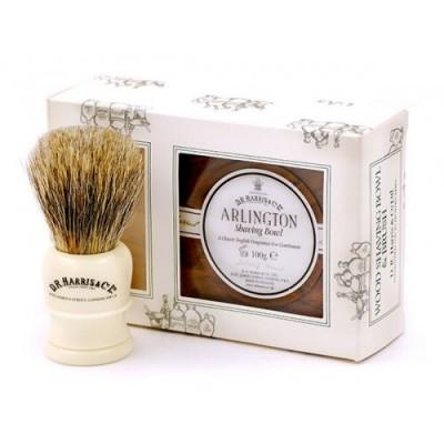 Подарочный набор D R Harris Arlington Shaving Gift Set Mahogany