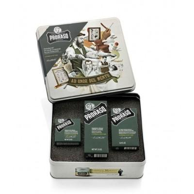 Подарочный набор для бритья Proraso Cypress & Vetyver Shaving Kit