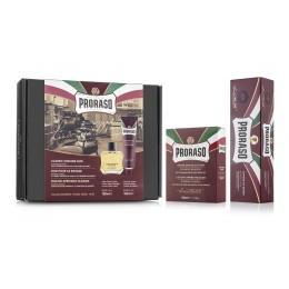 Подарочный набор для бритья Proraso Duo Pack Sandalwood (Cream + Lotion)
